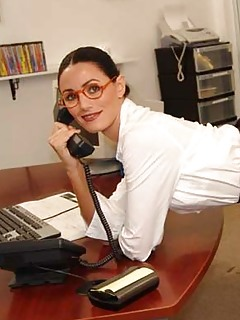 Office MILF Pics